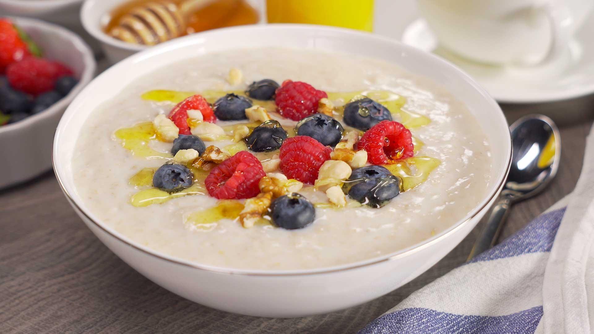 поделиться каши для завтрака рецепты с фото паразитов бывает